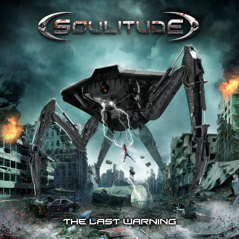 "CD ""The Last Warning"" (2016)"