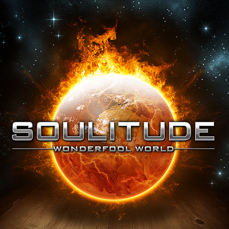 "CD ""Wonderfool World"" (2010)"
