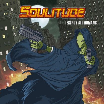 """CD """"Destroy All Humans"""" (2008)"""